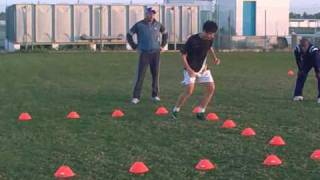 Soccer Training             16