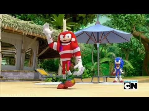 Misc Cartoons - Sonic X Theme