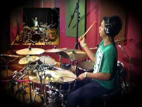 Zoro - The Funky Monk (drum cover by agung munthe)