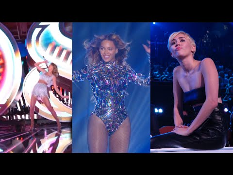 2014 MTV VMA Top OMG Moments! (Taylor Swift, Miley Cyrus & Beyonce)