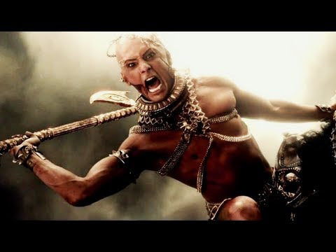 Full Free Watch  300 rise of an empire behind the scenes featurette hd eva green lena headey Movie