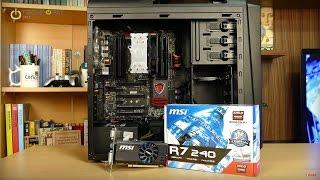 R7 240 GTA 5 Performans Testi