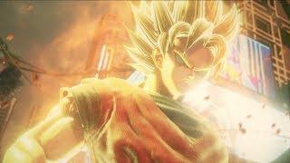 JUMP FORCE - E3 Announcement Trailer | XB1, PS4, PC