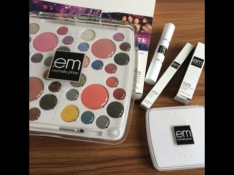 ♥黑咪Review♥ Em Cosmetics by Michelle Phan