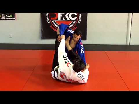 Jiu Jitsu Techniques - Open Guard / Spider Guard Attacks Image 1
