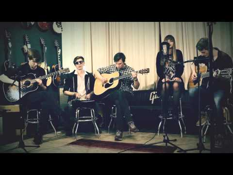 Five afraid of Seven (performance) @JustMusic Store Berlin
