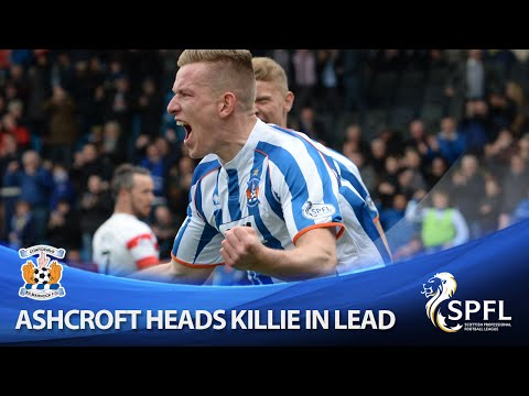 Ashcroft head Killie into an early lead