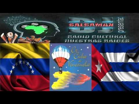 DE CUBA A VENEZUELA TRIO AMERICA  Cuba y Venezuela