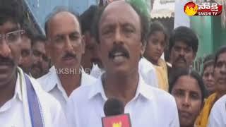YSRCP MLA Visweswara Reddy Participates Ravali Jagan - Kavali Jagan Programme in Uravakonda - netivaarthalu.com