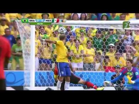 Mexico vs Brasil 0 0 Mundial Brasil 2014 Resumen TV AZTECA HD