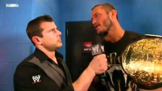 Randy Orton (Champion) Promo on Christian - WWE SmackDown 5/20/11