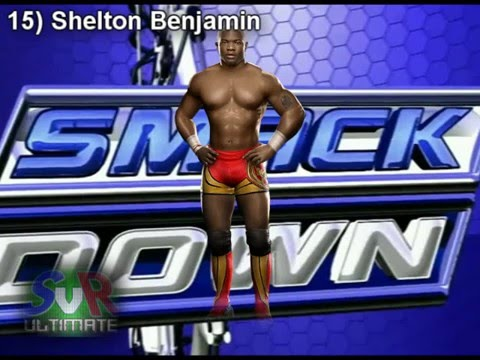 Smackdown Vs. Raw 2009: Roster List Leaked? Update
