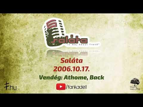 Saláta 2006.10.17. vendég: Athome, Back (streetROYAL)