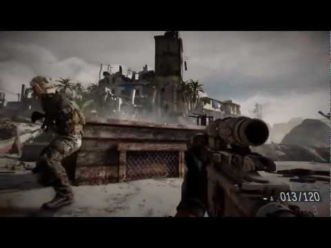 Medal Of Honor Warfighter Singleplayer [E3 Official]