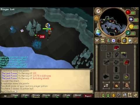Runescape Summoning Pure Guide – Waterfriends (Crimson Charms)