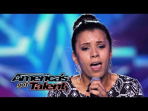 "Kelli Glover: New Jersey Woman Returns With ""Warrior"" Cover - America's Got Talent 2014"