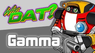 E-102 Gamma (Sonic the Hedgehog) - Who Dat?