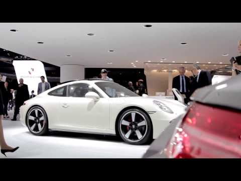 Porsche 911. 50-летие производства. Мировая премьера во Франкфурте