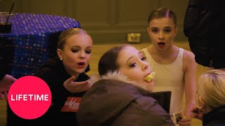 Dance Moms: The Dancers Eat Cake off the FLOOR! (S8, E5) | Extended Scene | Lifetime