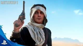 Battlefield 1 - Official Single Player Trailer | PS4
