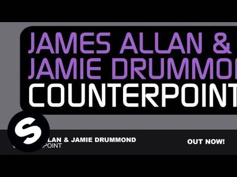 James Allan & Jamie Drummond - Counterpoint  Original Mix