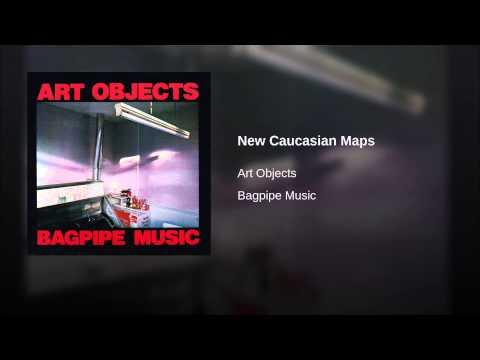 New Caucasian Maps