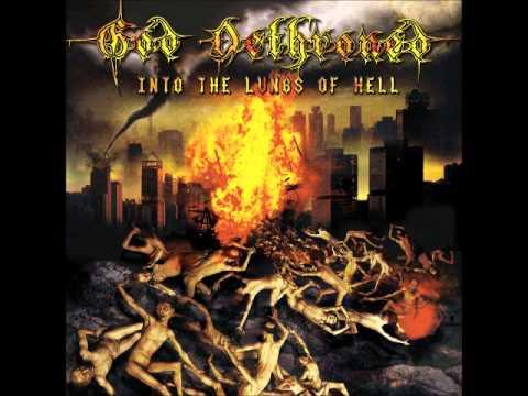 God Dethroned - The War Cult