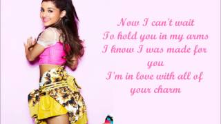 Daydreamin' - Ariana Grande (Full Song With Lyrics) Album Version