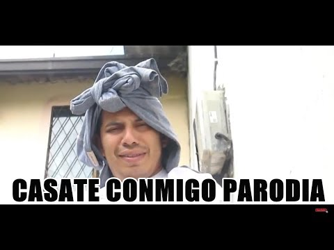 Casate Conmigo PARODIA - Silvestre Dangond Y Nicky Jam