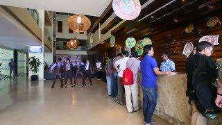 First Hotel  Flash MOB Dance in Bangladesh Presents By Sayeman Beach Resort.