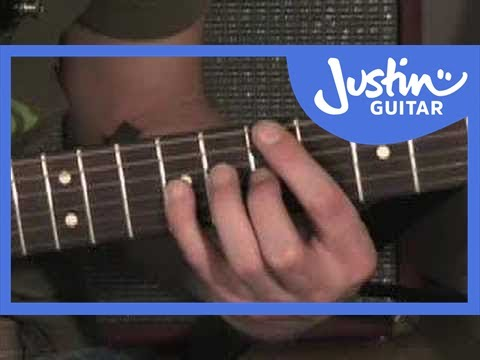 Can't Stop - RHCP #1of2 (Songs Guitar Lesson ST-306) How to play