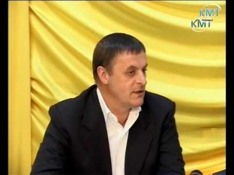 """""""На часі"""" з Валерієм Келестиним. КМТ 2012"""