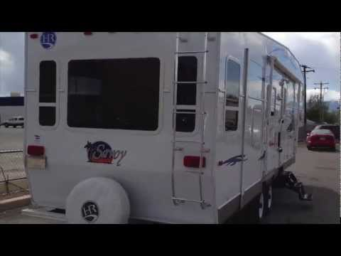 2005 SAVOY by Holiday Rambler 5th Wheel Camper Trailer | RV | SLC, Utah