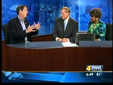 Vitter Discusses Gulf Coast RESTORE Act on WWL