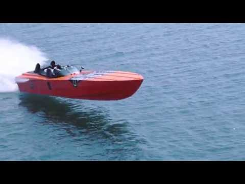U.S. Powerboat Legend the Apache Star