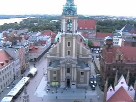 A Brief look around Torun, Poland.