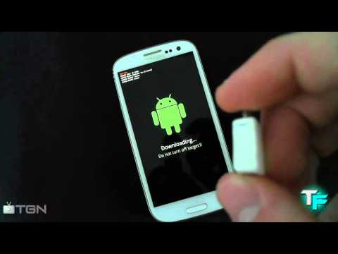 USB Jig WORKS on the Samsung Galaxy S3?!