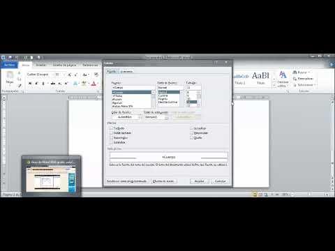 Interfaz de Microsft office word Parte 1