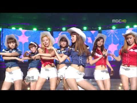 Snsd - Hoot [10.11.06] video