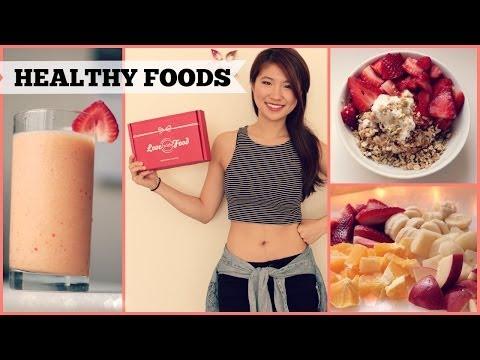 Healthy School Breakfast & Snack Ideas!