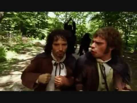 FLIGHT OF THE CONCHORDS 'lotrs' - Frodo, Don't Wear The Ring