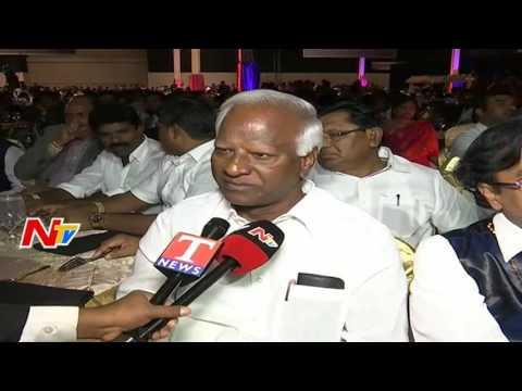 Deputy CM Kadiyam Srihari Speaks About Telangana NRI's Involvement in Telangana Formation