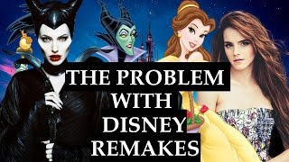 The Problem with Live-Action Disney Remakes