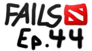 Dota 2 Fails of the Week - Ep. 44