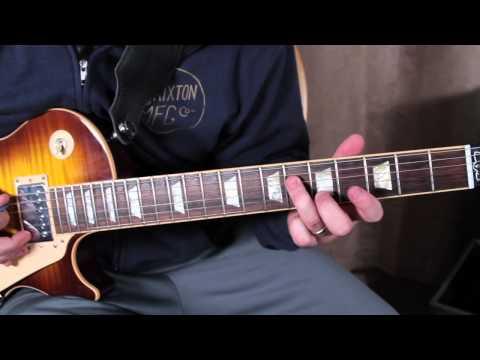 Led Zeppelin - No Quarter - Classic Rock Guitar Riffs - How to Play - Guitar Lessons Les Paul
