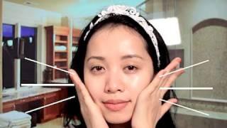 Layering Skin Care : Night Time