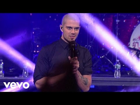 The Wanted - Glad You Came (Live @ Letterman, 2013)