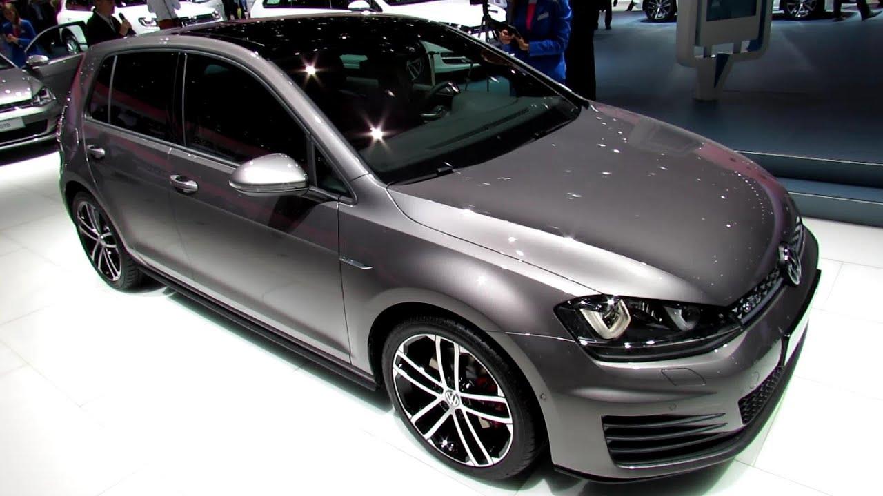 Volkswagen Golf 2014 2014 Volkswagen Golf Gtd