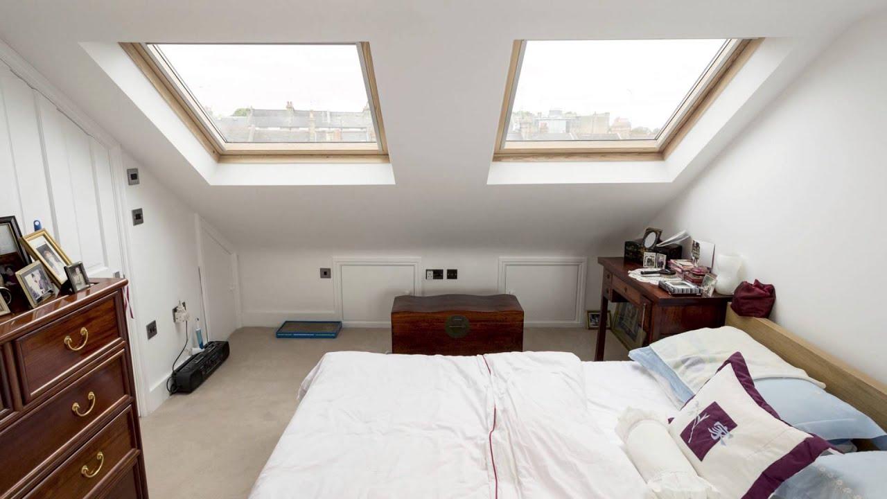 Rosedale Terrace Hammersmith London Rear Dormer Loft