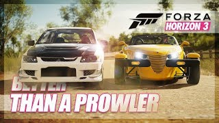 Forza Horizon 3 - Best Car for Cost of a Plymouth Prowler! (Budget Build)